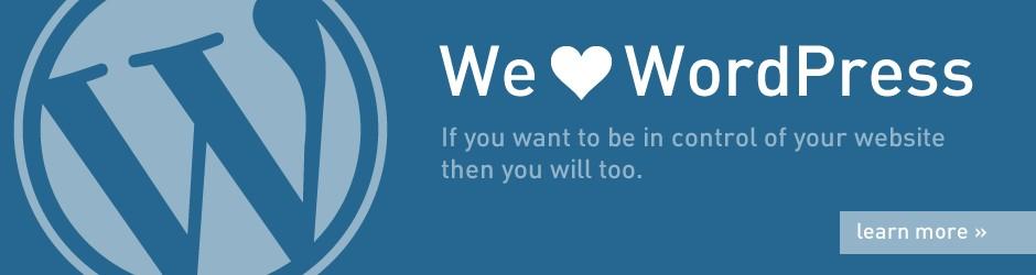 1 love wordpress-banner