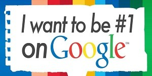 I want to be #1 on Google