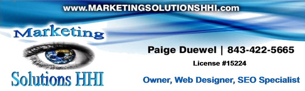 Marketing Hilton Head, Website Design, SEO, Online Marketing