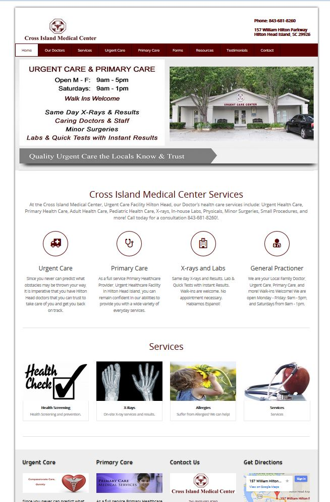 Cross Island Medical Center
