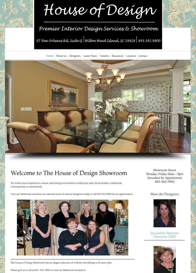 House of design hilton head sc