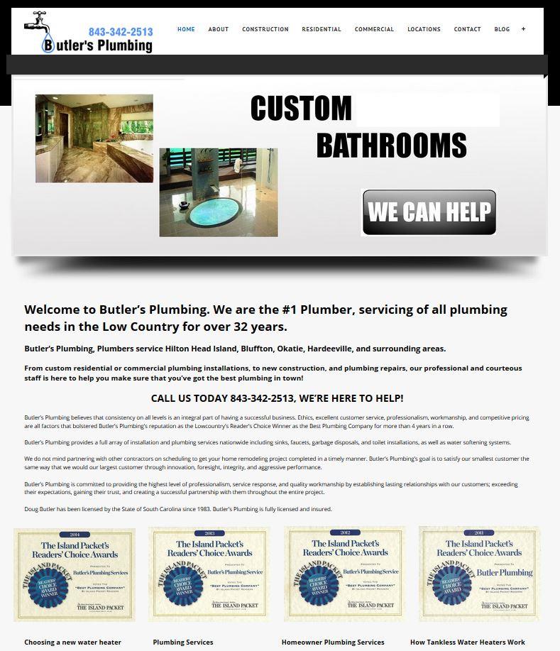 butlers plumbing