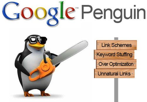Google Pengquin - SEO