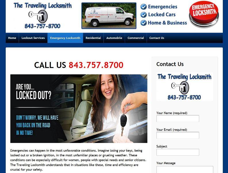 site - locksmith - car