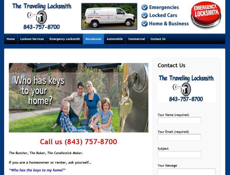 site - locksmith keys to home