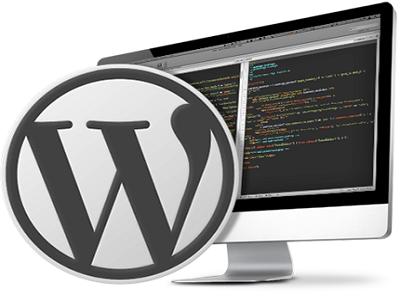 wordpress web design - code